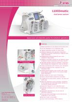 Dual separation  device LUXOmatic