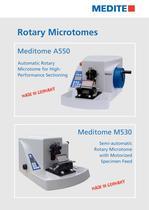 Rotary Microtomes - 1
