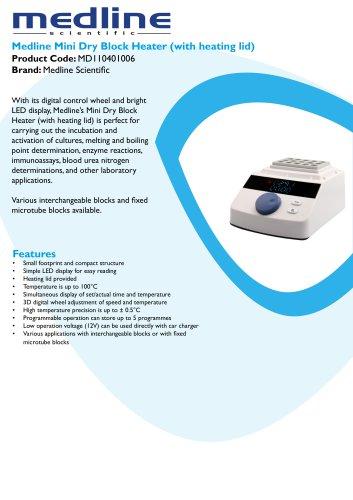 Medline Mini Dry Block Heater