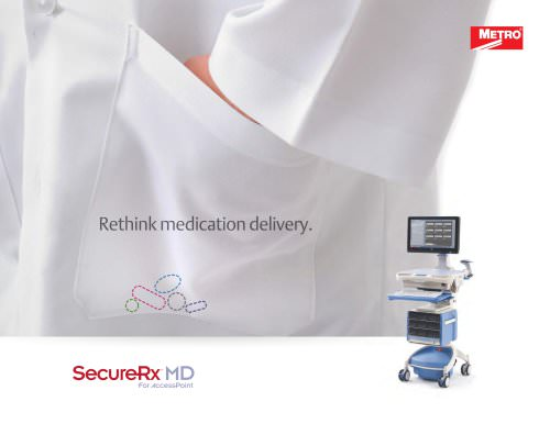 SecureRX MD - Medication Delivery
