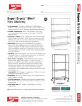 Super Erecta Wire Shelving