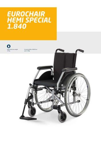 Eurochair Hemi-Special 1.840