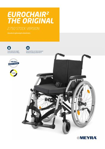 Eurochair ² Stock Version 2.750