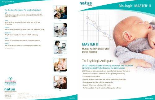 Bio-logic ®  MASTER ® II