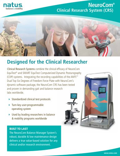 Clinical Research System