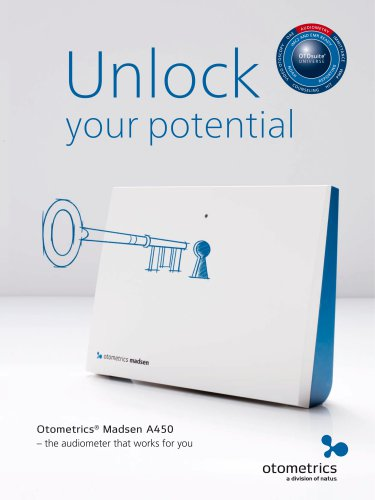 Otometrics® Madsen A450