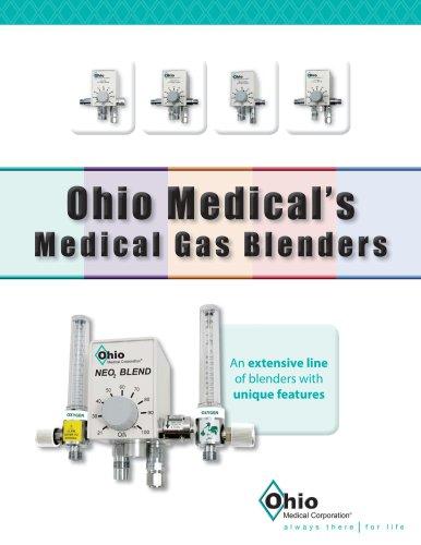 Air/Oxygen Blender