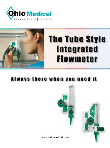 Integrated Flowmeter Brochure