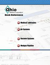 MedGas Desk Reference Catalog - 1