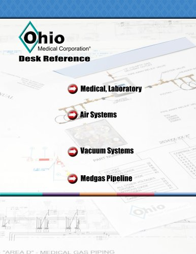 MedGas Desk Reference Catalog