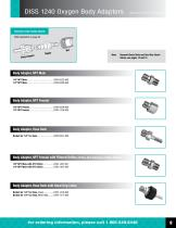Ohio Medical Gas Fittings And Adapters - 10