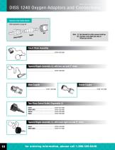 Ohio Medical Gas Fittings And Adapters - 11