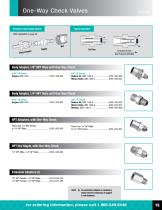 Ohio Medical Gas Fittings And Adapters - 16