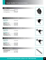 Ohio Medical Gas Fittings And Adapters - 18