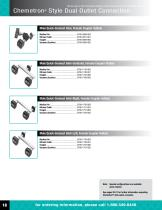 Ohio Medical Gas Fittings And Adapters - 19