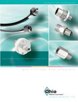 Ohio Medical Gas Fittings And Adapters
