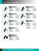 Ohio Medical Gas Fittings And Adapters - 21