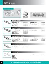 Ohio Medical Gas Fittings And Adapters - 7