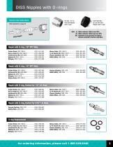 Ohio Medical Gas Fittings And Adapters - 8