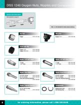 Ohio Medical Gas Fittings And Adapters - 9