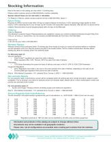 Ohio Medical Respiratory Product And Accessory Catalog - 2