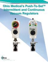 Push-To-Set TM Intermittent and Continuous Vacuum Regulators - 1