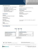 Surgical/Free-Flow Vacuum Regulator (ISO) - 2