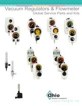 Vacuum Regulator Service Parts And Kits Catalog - 1