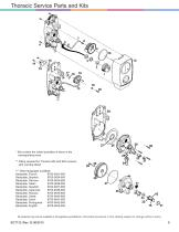 Vacuum Regulator Service Parts And Kits Catalog - 9