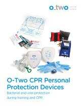 Bacterial and viral protection  during training and CPR