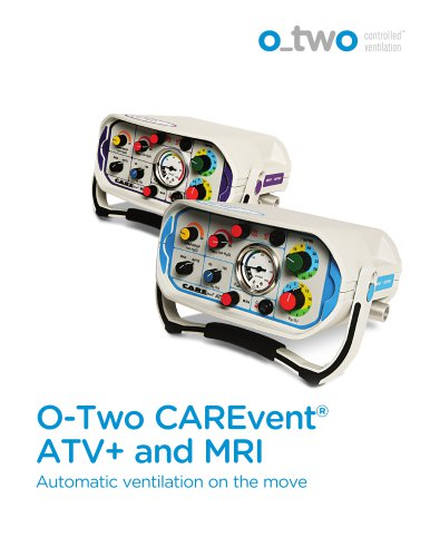 CAREvent ATV+ – MRI