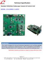 CCU1400M-A Camera Control Unit & DVR Modules