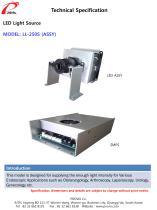 LL250S Light Source Module