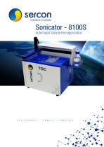 Sonicator - 8100S