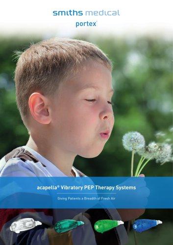 acapella® Vibratory PEP Therapy Systems
