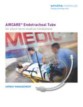 AIRCARE ®  Endotracheal Tube