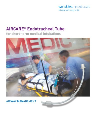 AIRCARE® Endotracheal Tube