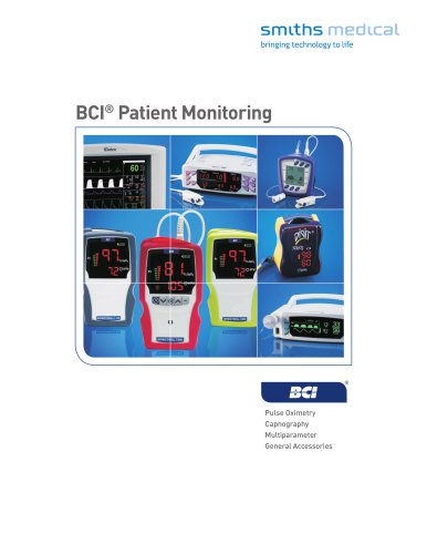 BCI ®  Patient Monitoring