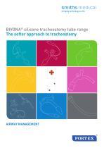 BIVONA ®  silicone tracheostomy tube range