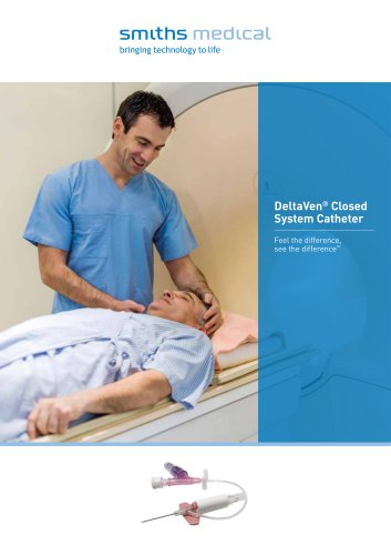 DeltaVen® Closed System Catheter