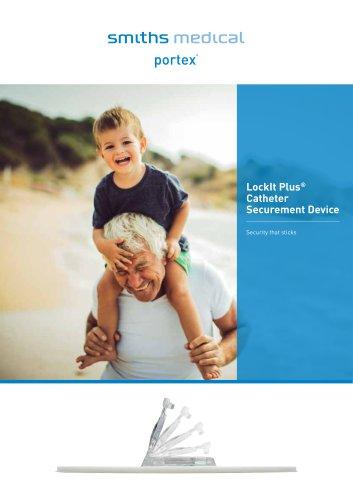 LockIt Plus® Catheter Securement Device
