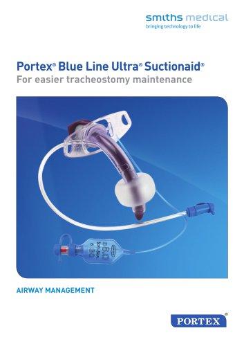 Portex ® Blue Line Ultra ® Suctionaid ®