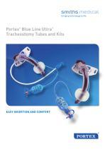 Portex® Blue Line Ultra® Tracheostomy Tubes