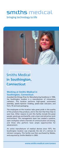 Smiths Medical Connecticut