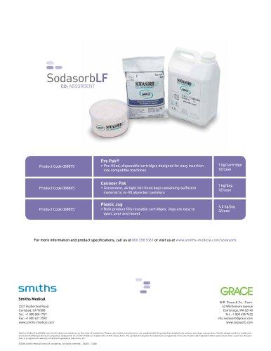 SodasorbLF CO2 Absorbent