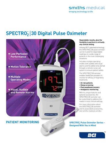 SPECTRO2?l 30 Pulse Oximeter
