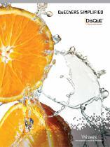 DisQuE Dispersive Sample Preparation Brochure
