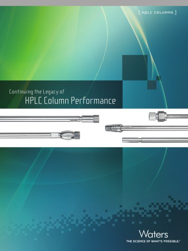HPLC Column Performance