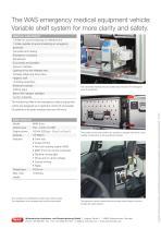 Emergency Medical Equipment Vehicle - 4