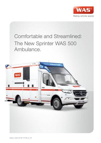 Sprinter 5 t